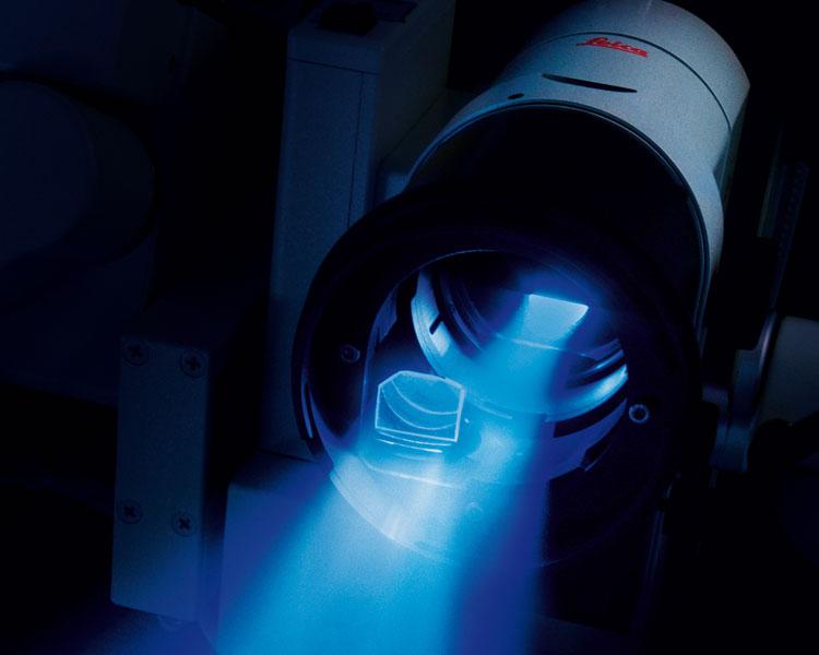 Blue Light Fluorescence Module Leica FL400